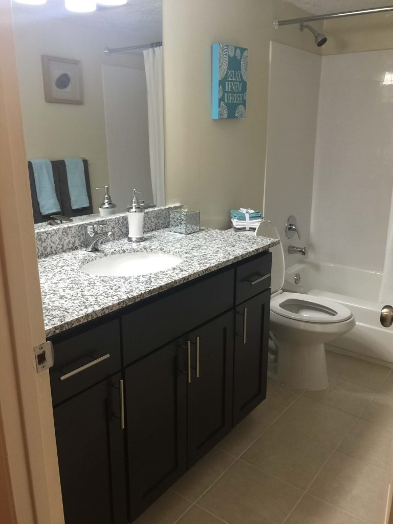 Square Marble Tile Floor