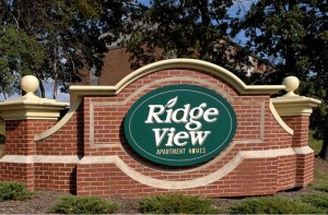 Welcome-Sign-Apartment-Home-white-marsh-md-Ridge-View