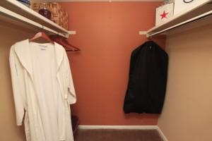 Cockeysville, MD Apartments Steeplechase - Walk-In Closets