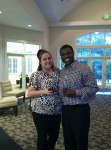 Eagles Walk Apartments White Marsh, MD Resident Appreciation Event, Wine & Cheese Night