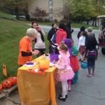 Cockeysville, MD Trunk or Treat Pumpkin Decorating