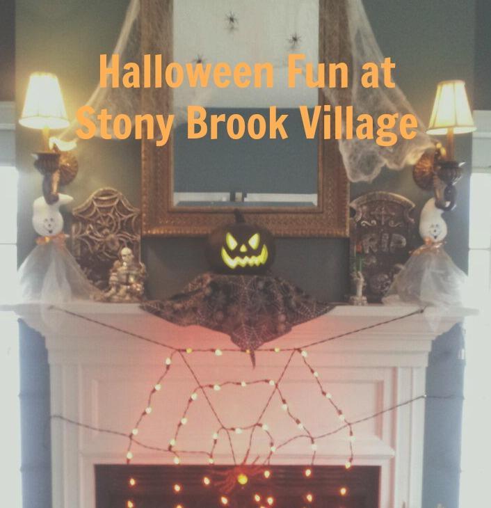 Halloween 2013 At Stony Brook Village