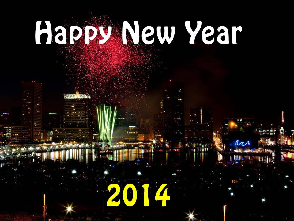 Happy New Year from Hirschfeld