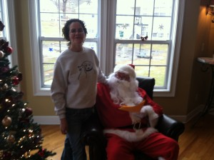Stony_Brook_Village_New_Haven_CT_Santa_Claus_came_to_town
