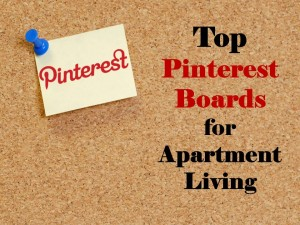 Top Pinterest Boards for Apartment Life
