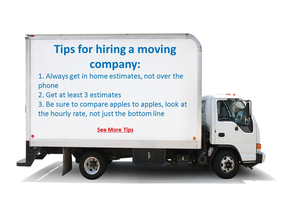 Moving Truck Companies >> Choosing the Right Moving Company for your Move | Apartment Rentals in Maryland, Connecticut