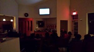 Thanks for joining us for Dinner and a Movie in the Tall Oaks Apartment Club House