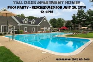 Apartments_Laurel_MD_Tall_Oaks_Resident_Pool_Party