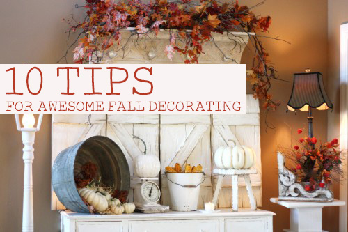 Autumn Apartments: 10 Tips For Fall Decorating | Hirschfeld