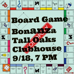Join-Us-For-Game-Night-At-Tall-Oaks-Clubhouse-On-9/18_Maryland_Apartments