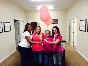 Breast_Cancer_awareness_month_Lee_national_denim_day_Eagles_walk_white_marsh_MD