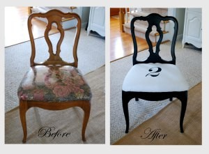 Redesign Your Dining Room Chairs