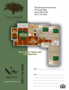3-bedroom-Apartment-Laurel-MD-Tall-Oaks-1283-791x1024