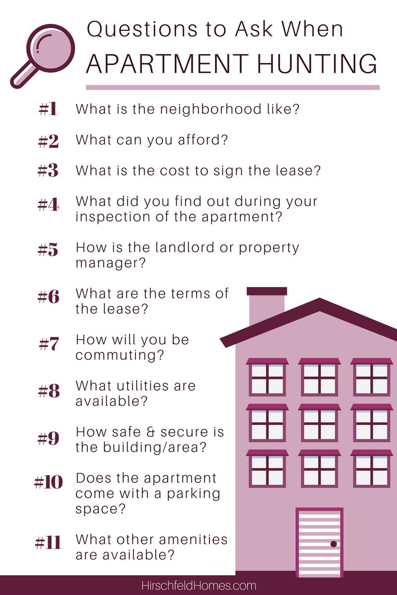 Questions To Ask When Apartment Hunting Jpg