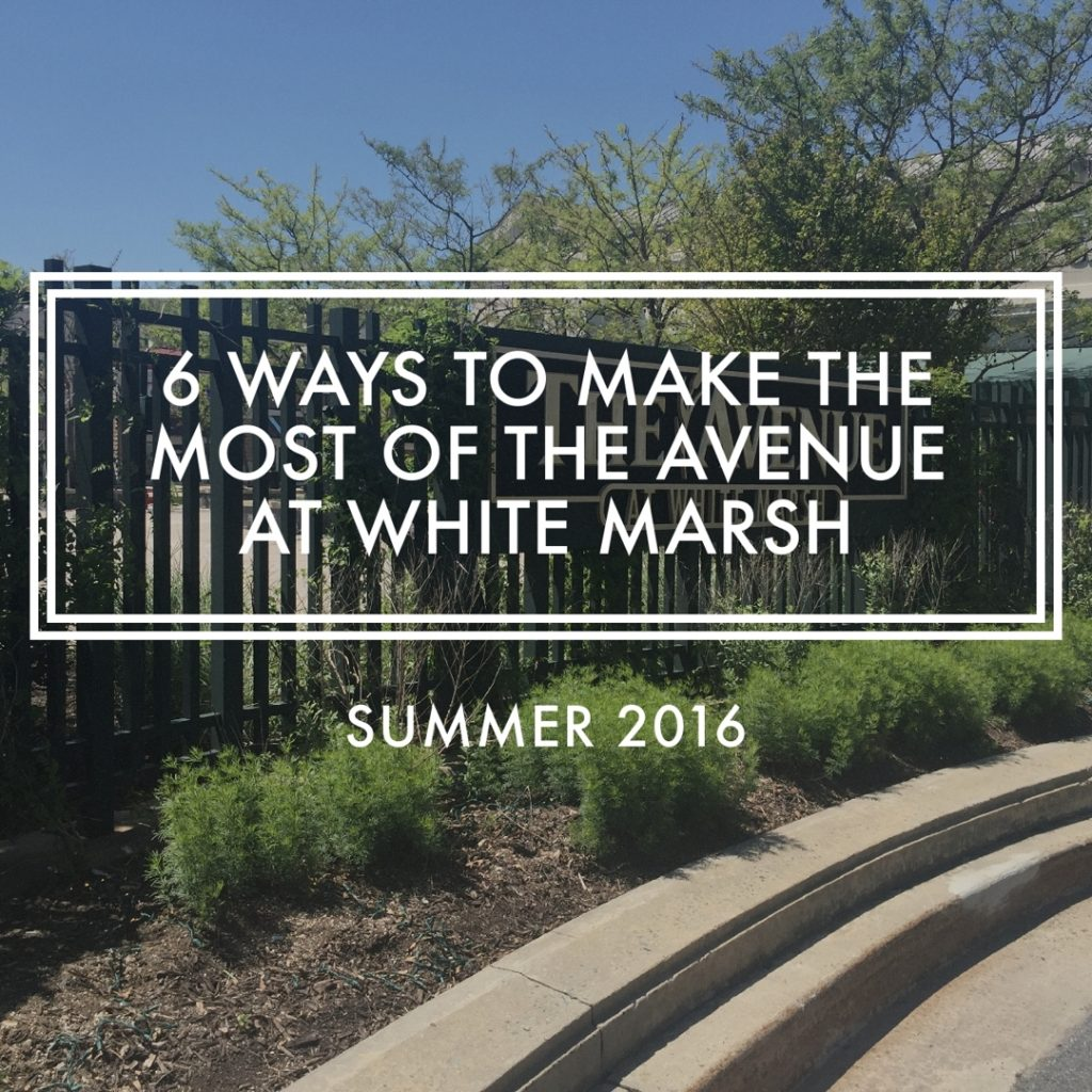 Apartment Guide Md: Guide To The Avenue At White Marsh