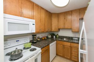 Apartments-white-marsh-renovated-kitchen-Eagles-Walk