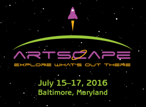 Artscape Explore what's out there July 15-17 2016 Baltimore Maryland