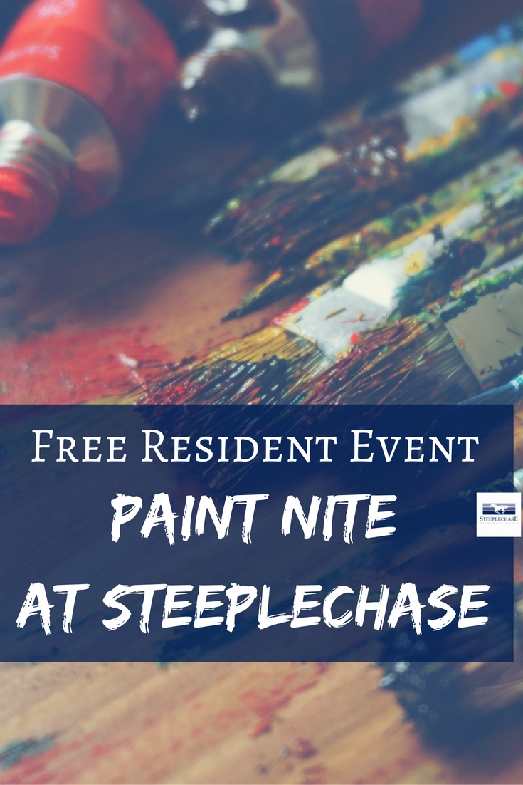 steeplechase paint nite