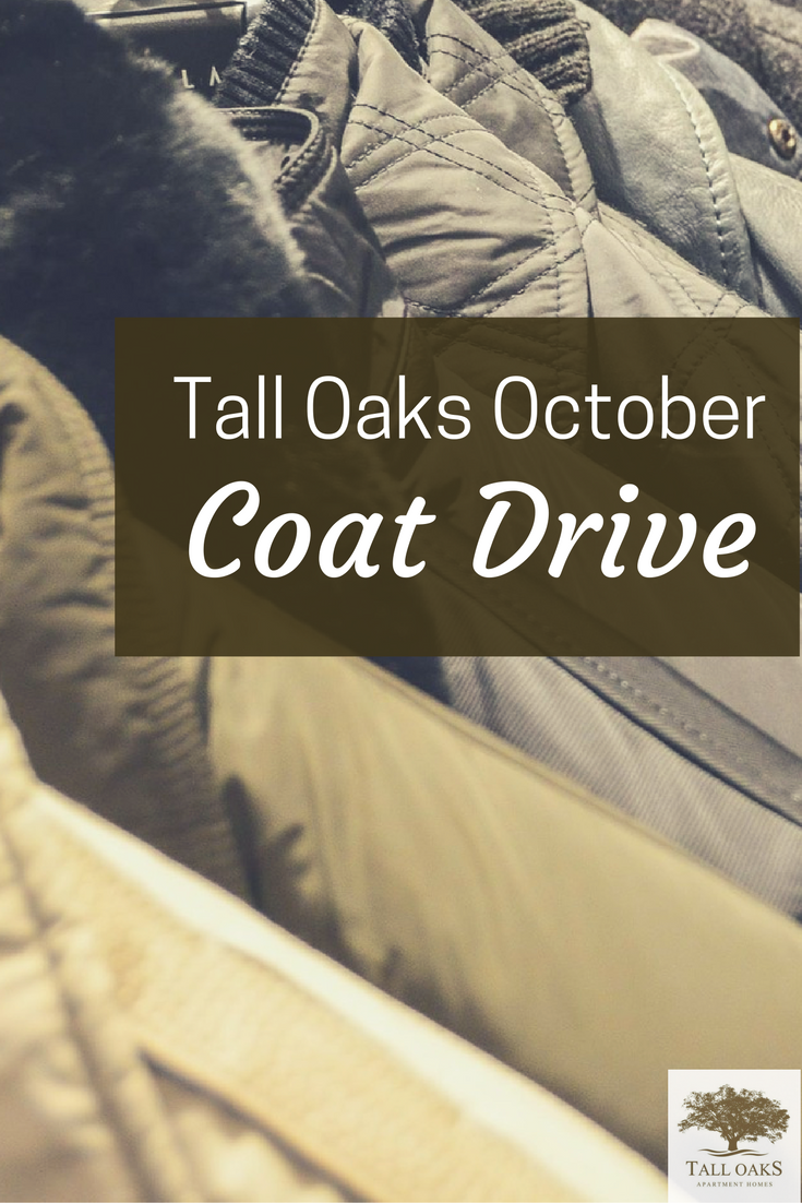 tall oaks october 2016 coat drive