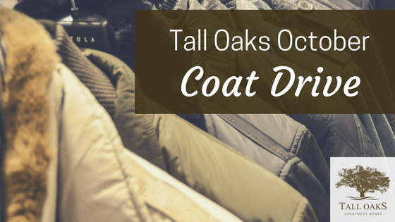 tall oaks coat drive