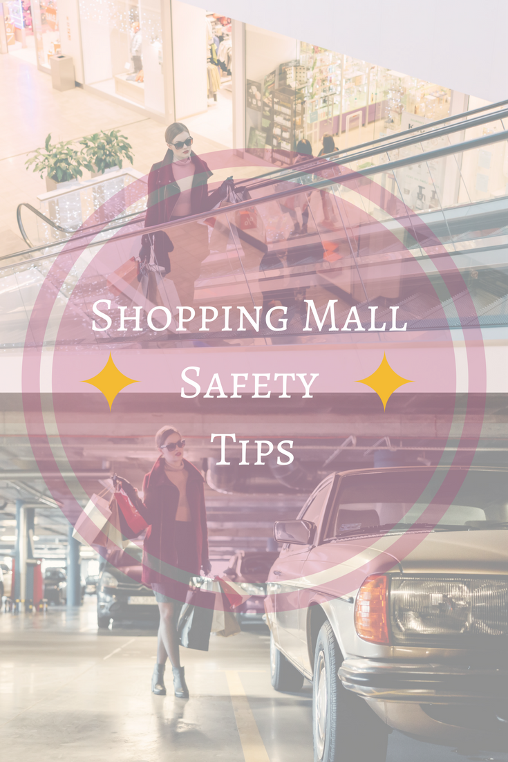 shopping mall safety tips