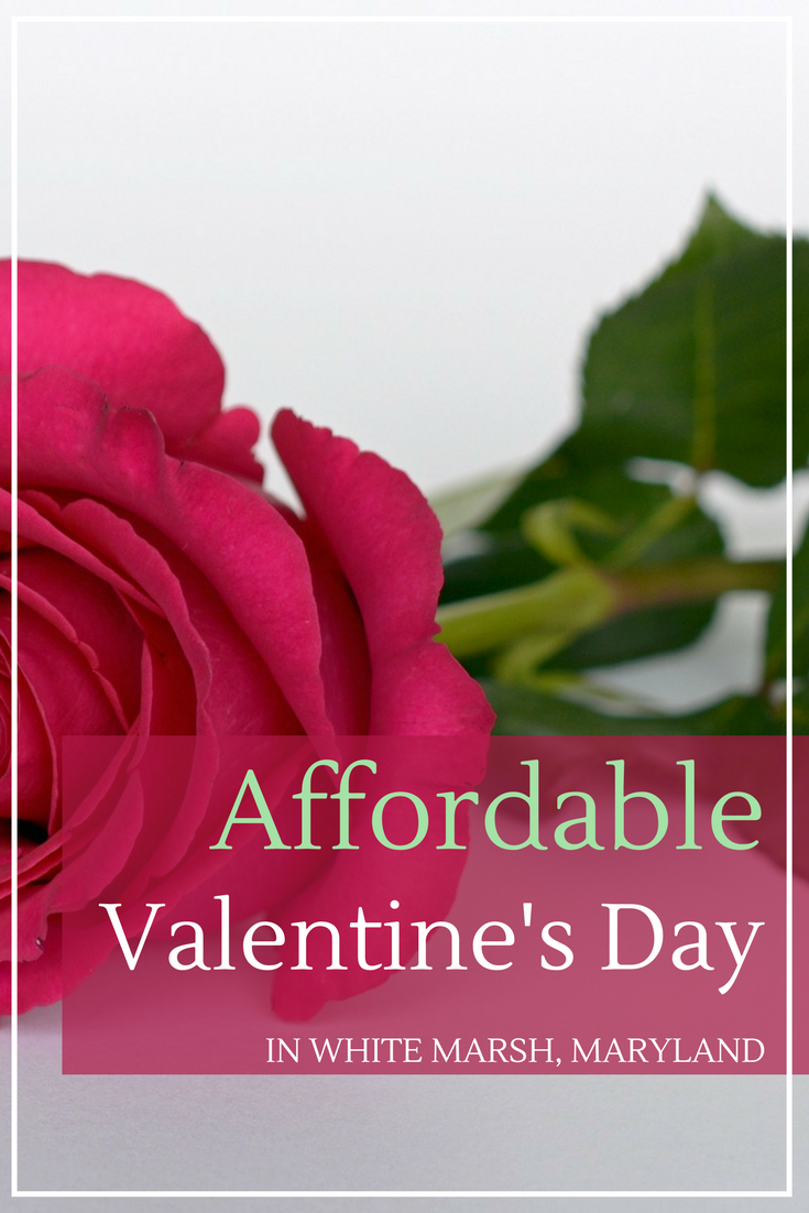 affordable valentines day in white marsh maryland