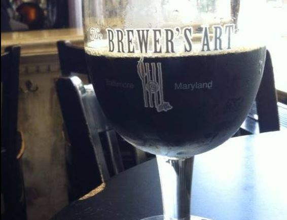 best breweries in baltimore the brewers art