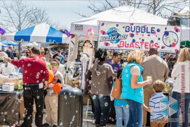 baltimore maryland spring festivals