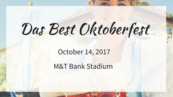 das best oktoberfest october 14, 207 at M&T bank stadium
