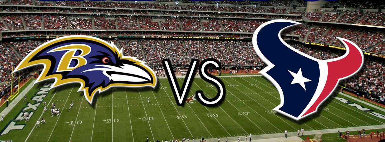 baltimore ravens vs houston texans