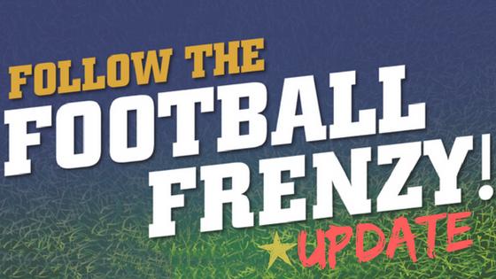 Hirschfeld Football Frenzy Contest Update