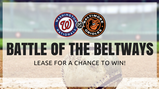 battle of the beltways lease for a chance to win