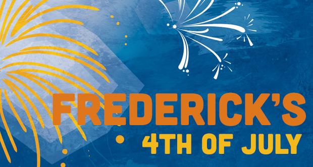 fredericks maryland fourth of july fireworks