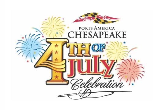 ports america chesapeake fourth of july celebration