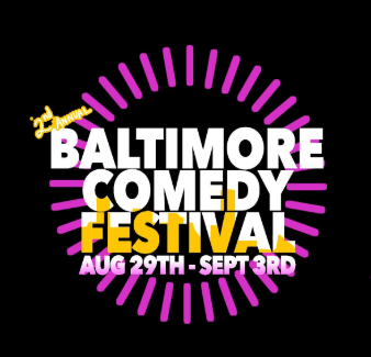 second annual Baltimore comedy festival