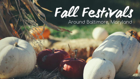 Fall Festivals around Baltimore, Maryland
