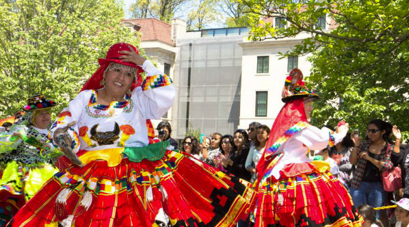 Photo from previous Around the World Embassy Tours featuring Bolivia