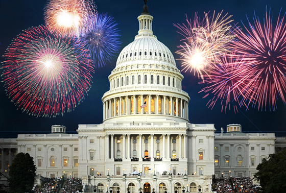 us capitol building - a capitol fourth concert fourth of july celebration washington dc