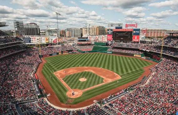 national park - washington nationals baseball stadium