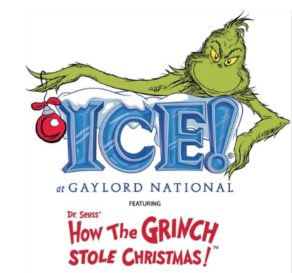 How The Grinch Stole Christmas - Washington DC Christmas Events